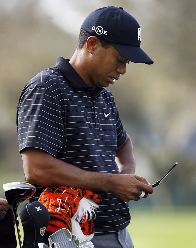 "In an ostensible attempt to repair his broken image, Tiger Woods sent shock waves through cyberspace with his first tweet:   What's up everyone. Finally decided to try out twitter!   Within an hour, Woods had picked up more than 30,000 followers. Later that day, the total rose to upwards of 143,000. Woods' agent Mark Steinberg told CNBC's Darren Rovell that Woods ""has taken it upon himself to use Twitter to stay connected with fans."" No small matter for the famously insular golfer."