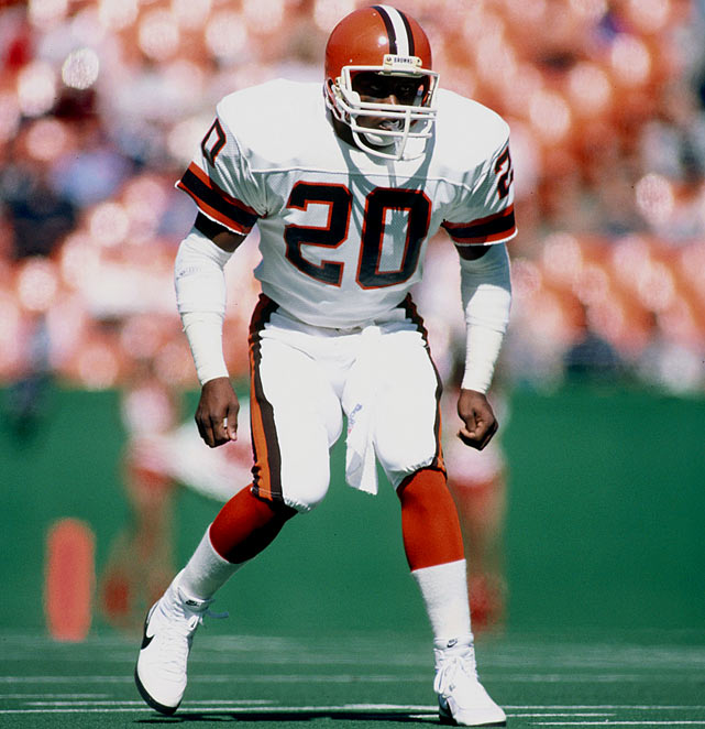 Eight days after the Len Bias tragedy, Browns starting safety Don Rogers, 23, died of a cocaine overdose. Rogers, the 1984 AFC Rookie of the Year, died about 24 hours before he was due to marry his college sweetheart.