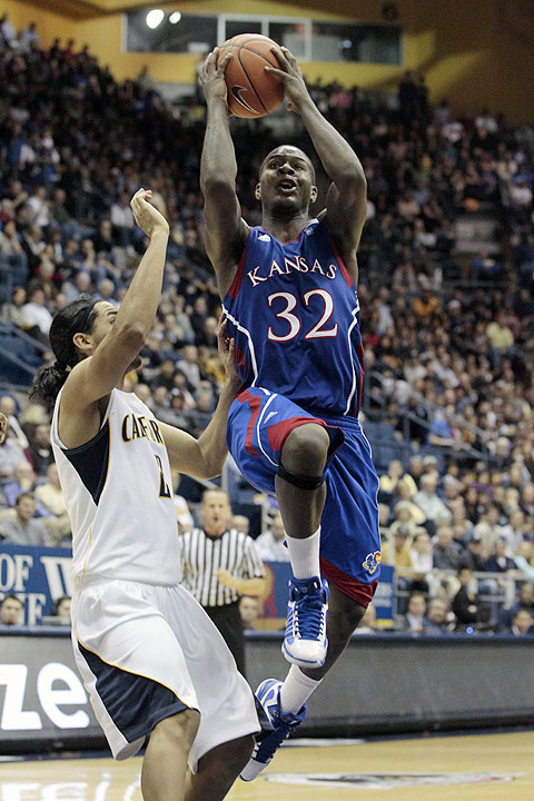 Bruce Pearl saw top prospect Josh Selby slip through his fingers when the guard decommited from Tennessee. The decision came just a week after the LeBron James Skills Academy, at which Selby's mother spoke with college hoops heavyweight William Wesley, who has strong ties to Kentucky, Oregon and other top programs. Ultimately, Selby signed with the Jayhawks, playing one year before entering the NBA Draft. He was selected 49th overall by the Memphis Grizzlies.
