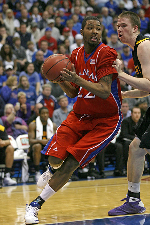 In quite the recruiting back and forth, Marcus Morris and twin brother Markieff initially committed to Memphis in the fall of 2006, then decommitted, then recommitted. Citing their reservations about Memphis' program, the twins decommitted a second time and signed with Kansas.