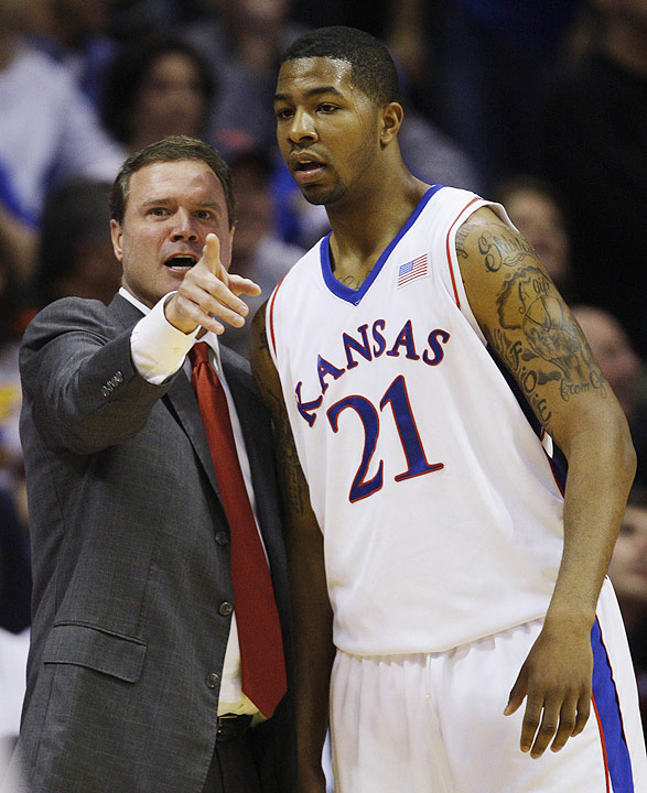 Markieff and Marcus Morris delivered the goods after signing with Kansas instead of Memphis. They helped win three Big 12 regular-season titles and two Big 12 tournament titles. Markieff averaged 13.6 points and 8.3 rebounds in his last season while Marcus averaged 17.2 points and 7.6. Both were taken in the 2011 NBA Draft, Markieff to the Rockets and Marcus to the Suns.