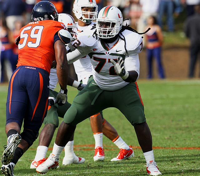Virtually immovable, the junior stalwart earned ACC Offensive Lineman of the Week honors twice last season, anchoring a unit that surrendered just 1.3 sacks per game.