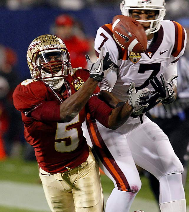 The Seminole sparkplug accumulated 17 passes defended, three forced fumbles and three interceptions last year, second, 10th and 11th in the ACC, respectively. Reid doubled as a stellar return man, racing for 1,056 return yards and a score.