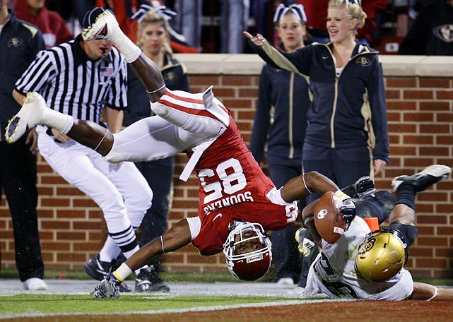 Already one of the most prolific receivers in college history, Broyles needs 51 receptions and 1,576 receiving yards to break both FBS career records.