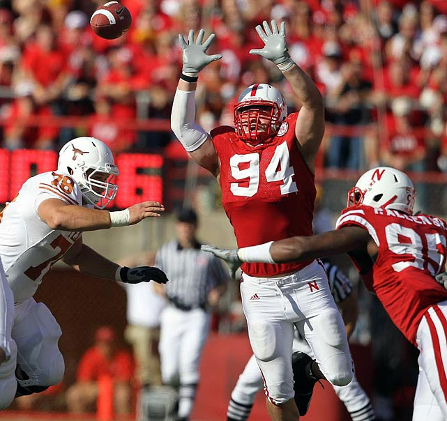 A 2010 first-team All-America selection, the 6-6, 285-pound Crick could be one of the nation's most dominant interior linemen. He racked up 70 tackles last season, a team-high 17 of them for loss.