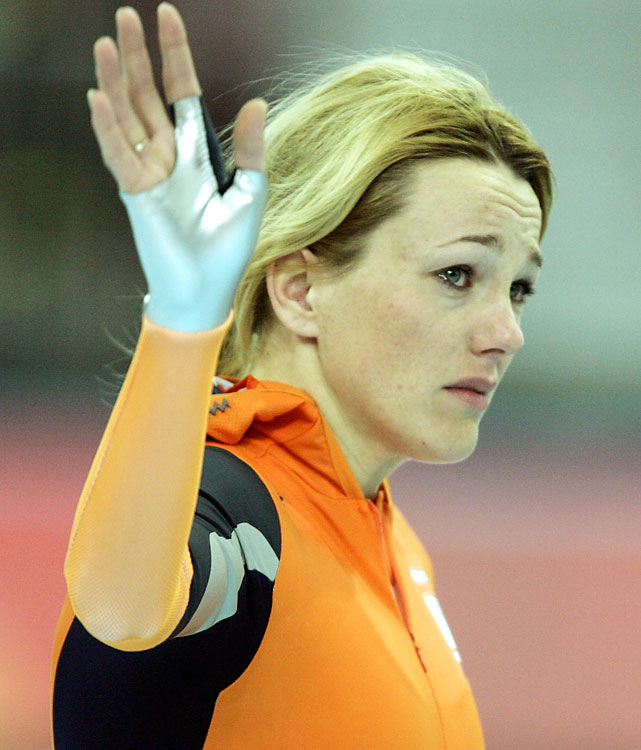 The most recent false-start flare-up at the Winter Olympics came in Turin, where Dutch superstar Marianne Timmer was disqualified from speedskating's sprint event. Timmer was fueled by the disappointment and went on to win the 1,000 meters, her third career Olympic gold medal.