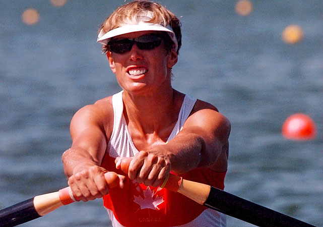 Yes, there are even false starts in rowing. Laumann, a three-time Olympic medalist for Canada, was disqualified after two false starts in the single sculls final at the world rowing championships in Indianapolis. Laumann was favored to win gold. The championships were marred by some 60 false starts overall.
