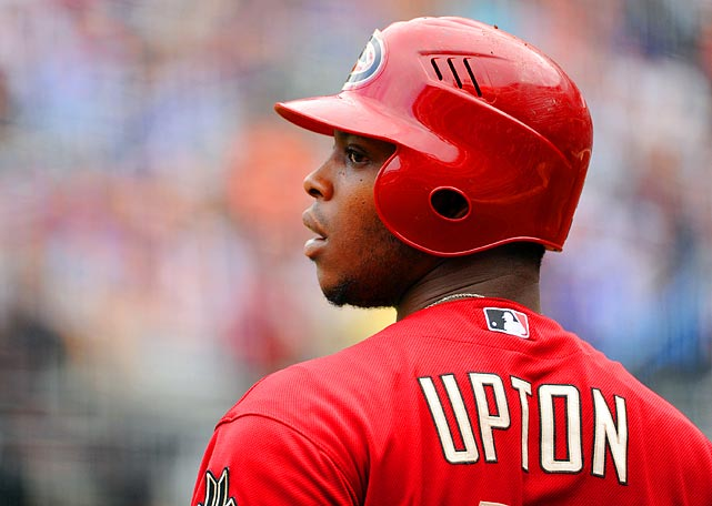 Justin Upton was a popular topic of discussion at the winter meetings and with good reason: he was young (23 at the time), cheap (signed for another five years at less than $50 million) and talented (he made his first All-Star team at 21). But the D-backs, coming off a 97-loss season, elected not to trade Upton and were rewarded with the best season of his career, as he has hit .296 with 25 home runs, made the All-Star Game that was played in Phoenix and helped lead a worst-to-first turnaround in Arizona.