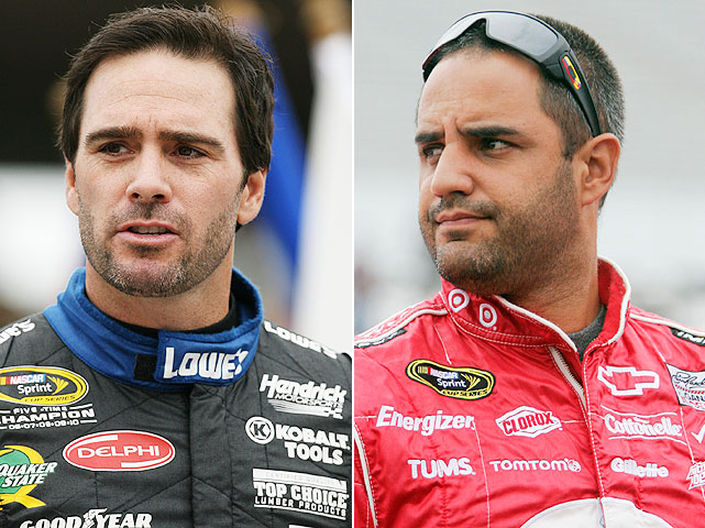 """Montoya is a known agitator, having created conflicts with several NASCAR drivers. The Johnson-Montoya conflict came to a head after the two bumped on the track at New Hampshire on July 17, sending Johnson into a late-race spin. After the race, Johnson read Montoya the riot act, saying, """"I don't think of the three times he's wrecked me it's been intentional, but he's out of mulligans, and I've had enough of, 'Oh, I'm sorry, and you're spun out.' It's happened way too often."""""""