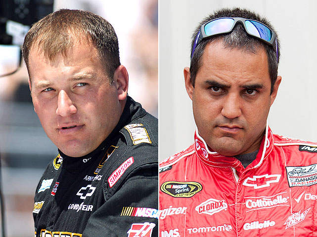 "Newman claimed Montoya wrecked him intentionally at Richmond on April 30 in retaliation for a wreck earlier in the season at Talladega. After the race, Newman decried Montoya's actions. ""To retaliate the way he did just didn't show much class,"" Newman said."