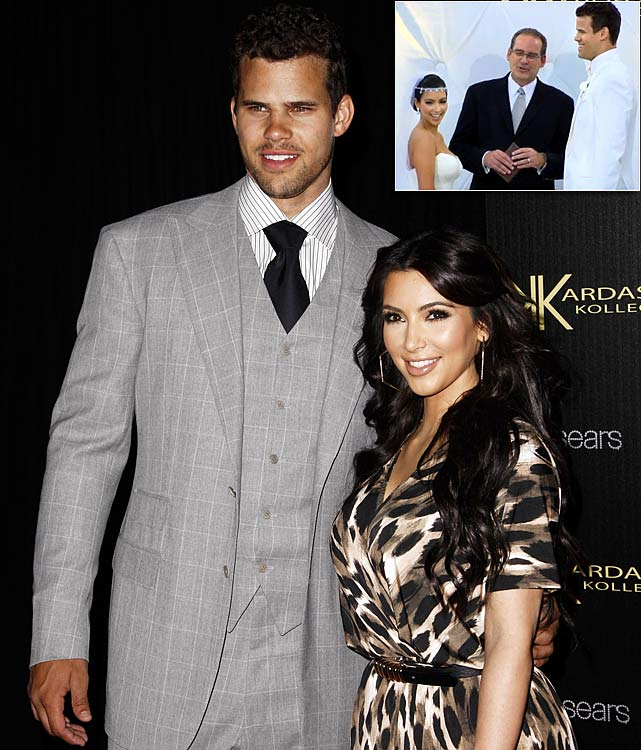 Kris Humphries became Kris Kardashian/Kate Middleton with his lavish $17 million wedding to Kim Kardashian. He also became the envy of Reggie Bush.