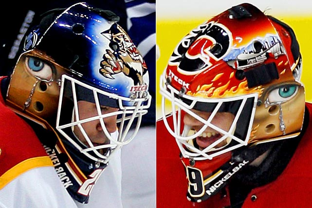 Florida Panthers (2006) Calgary Flames (2007)
