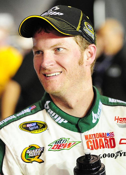 Dale Jr. clinched his first Chase berth since 2008 with a 16th-place finish at Richmond. He's never won a Cup title and his best finish (third) came in 2003.