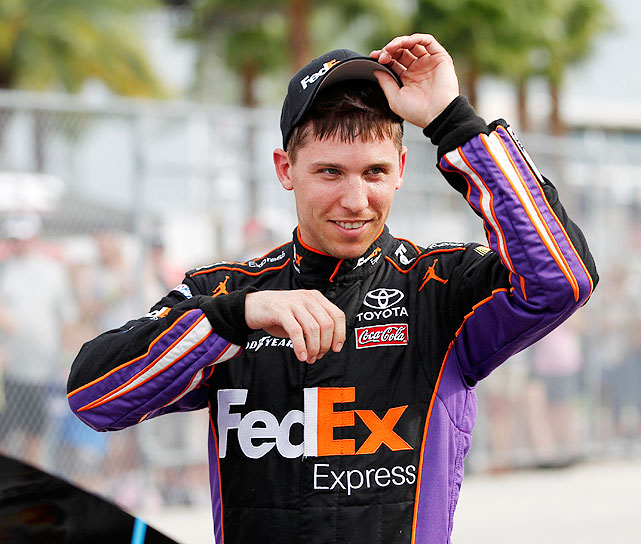 Hamlin, who finished second in the Chase last year, clinched the second Chase wild-card spot with a ninth-place finish at Richmond. He had one win, four top-fives and nine top-10s in the regular season.