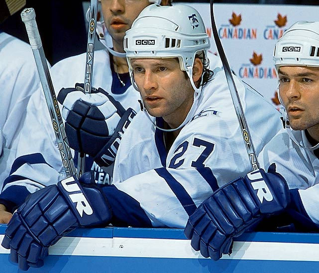 "The winger, a two-time 50-goal scorer who played 17 seasons and parts of two others for five NHL teams between 1986 and 2003, suffered from panic attacks that became so severe during the  2003 playoffs that he had to leave the Toronto Maple Leafs. He retired the next season. ""I'd feel like I was having a heart attack,"" Corson told SI in 2001. ""It was like everything was coming down on me at once. I didn't want to be in crowds. It fed on itself, you know? The more scared I got, the more guilty I felt – I wanted to be strong!"""