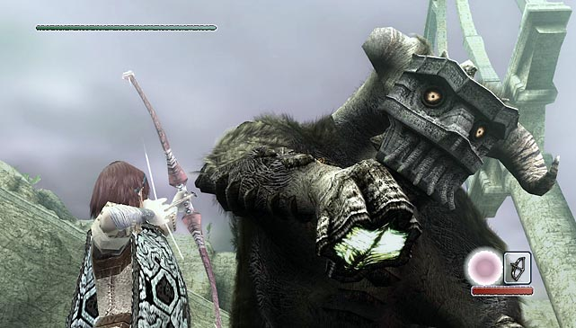 """Two of the most prominent games in the """"videogames are art"""" argument are Ico and Shadow of the Colossus, originally released on the PS2. Both games have been rereleased on a single disc, remastered in HD for the PS3, and, while they show their age, they are genuinely unique experiences.   Ico is story of a young boy exiled from his people for a physical deformity (he has horns) who meets a young girl with whom he attempts to escape. Shadow of the Colossus has a similar grim tone, with a young man who must travel a barren wasteland and kill 16 giant creatures in order to have a chance to resurrect a dead woman he loves. Both games embrace a similar, lonely tone, and a sense of being an outcast in an unfamiliar world.   The games are both graphically enhanced for PS3, but still have fairly low-resolution textures compared to more modern games. As one would expect, the performance of both titles is vastly improved over the sometimes-choppy framerate on the PS2. The biggest frustration with both games is that you may find yourself fighting with a frustrating camera and awkward controls, but the experience is definitely unique and worth the trip.   Score: 8 out of 10"""