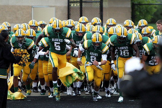 Previous rank:  7  Last game:  34-7 win over Oxford (Mich.)  Next game:  Sept. 23 at Southfield-Lathrup (Mich.)   All records through Sept. 18, 2011