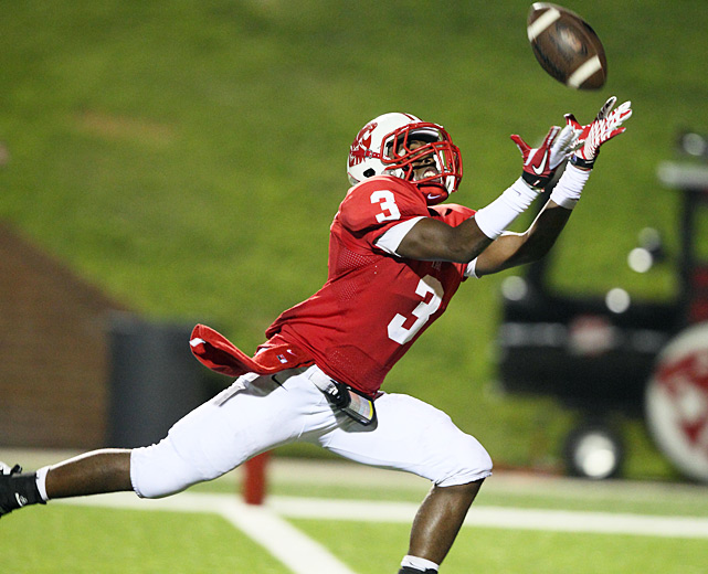 Previous rank:  12  Last game:  46-7 win over Seven Lakes (Texas)  Next game:  Sept. 30 at Strake Jesuit (Texas)   All records through Sept. 25, 2011