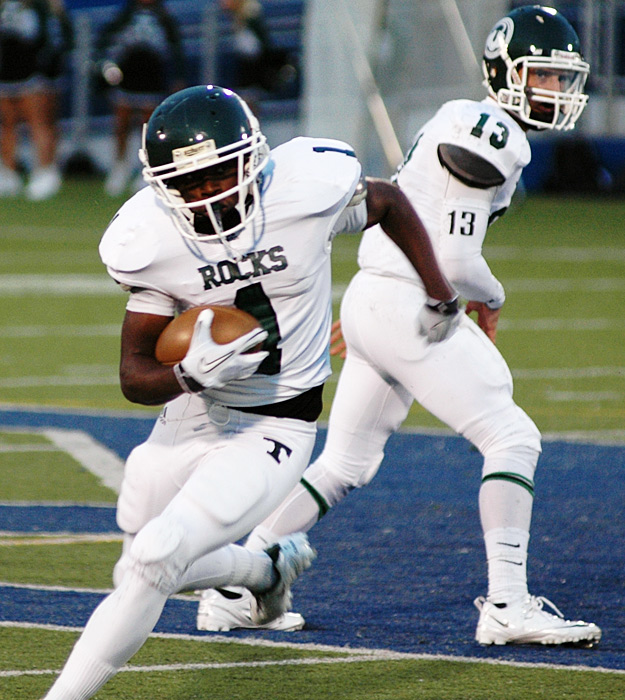 Previous rank:  5  Last game:  36-14 win over Indianapolis Cathedral  Next game:  Oct. 7 vs. DuPont Manual (Ky.)   All records through Sept. 25, 2011