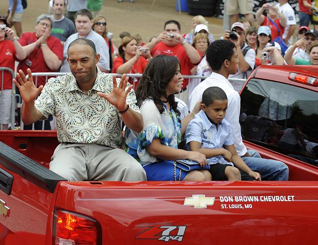 Mariano Rivera Family Rare Photos of Mariano...