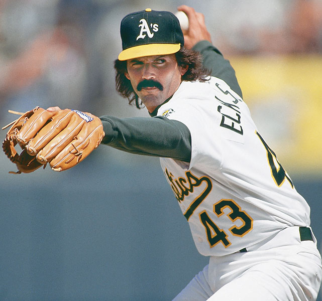 It's been 19 years since the last time a pitcher won an AL or NL MVP award. In 1992, Dennis Eckersley, 37, beat out Kirby Puckett and Joe Carter for the AL MVP. By then the A's closer, Eckersley led the majors with 51 saves. He recorded a 1.91 ERA while pitching 80 innings, enough domination for voters to award him 15 of 28 first-place votes over two hitters that each played in at least 158 games.   It's the yearly conundrum of MVP voting -- can starting pitchers and closers be more valuable than everyday position players? Tigers ace Justin Verlander (24-5, 2.29 ERA, 244 Ks) could win the pitching triple crown this year, but can he become the first pitcher since 1992 to win the MVP? Eleven other pitchers have garnered top-six consideration since Eckersley in 1992.   *MVP voting results via Baseball-Reference.com