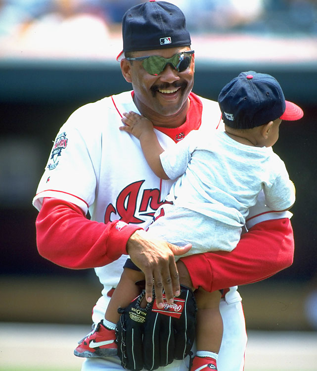 1. Mo Vaughn (BOS) 2. Albert Belle (CLE) 3. Edgar Martinez (SEA)  4. Mesa (CLE) -- 46 saves, 1.13 ERA, 58 Ks