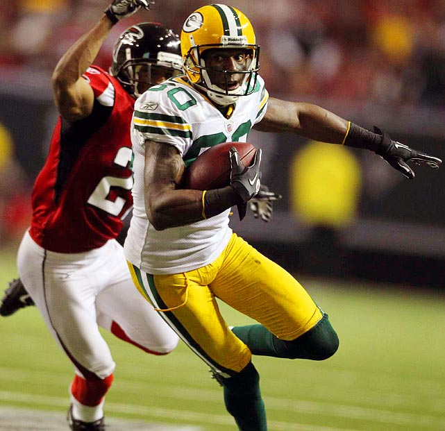 Here's the good: Donald Driver has a Super Bowl ring and very early this year will become the Packers' all-time leader in receiving yards, a lofty achievement to say the least. Here's the bad: Driver is 36 and wants to play until 40, but showed signs of serious decline in 2010. No longer the yards-after-catch threat he's always been, and no longer the offense's focal point with a bevy of younger playmakers in town, Driver's great career could end more with a whimper.