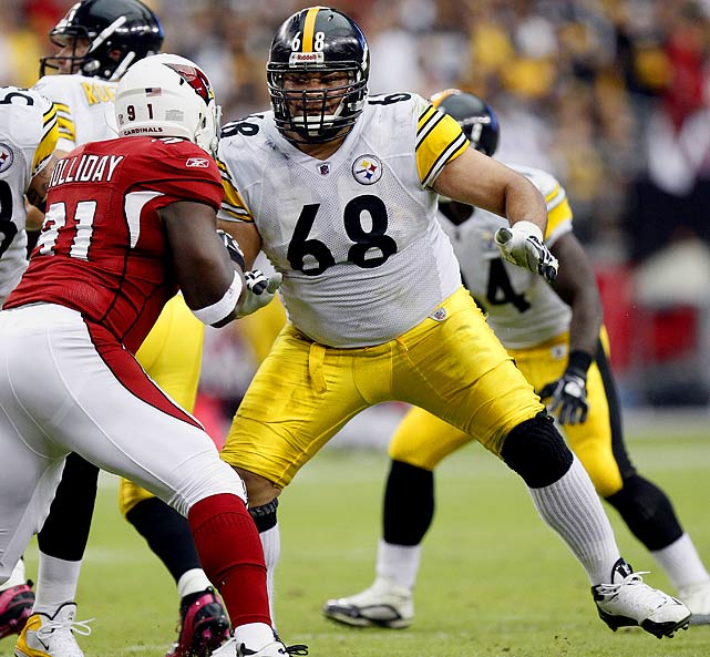 Kemoeatu was reportedly fined $25,000 for a pair of fouls against the Arizona Cardinals in Week 7, according to the Pittsburgh Post Gazzette.  Kemoeatu told the paper that he was fined $15,000 for a late hit and $10,000 for a hands-to-the face penalty.