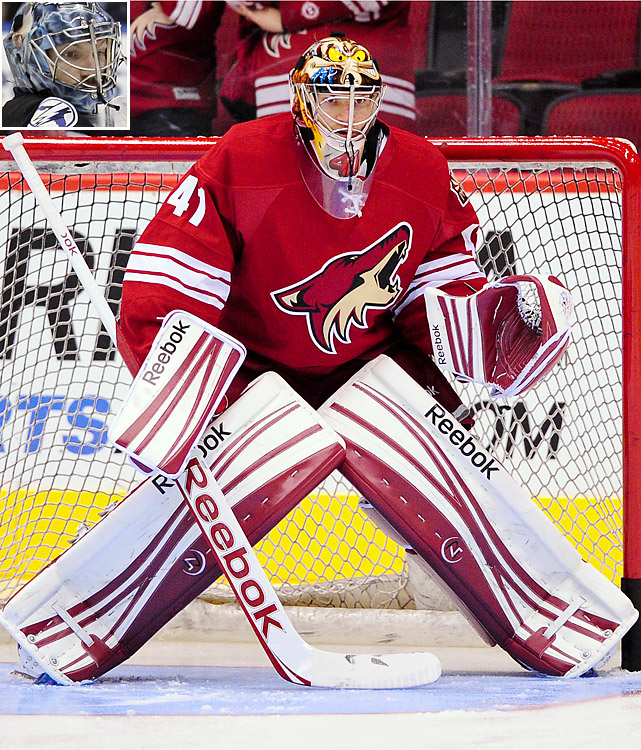 "The departure of cornerstone netminder Ilya Bryzgalov to Philadelphia left the Coyotes scrambling to find a reliable starting goaltender. Their solution was to reunite Smith via a two-year, $4 million deal, with Dave Tippett, his former coach in Dallas. The 2001 fifth-round pick spent last season as backup in Tampa Bay where a demotion to the AHL steeled his resolve. ""Mad is a nice way to put it,"" Smith told  The Arizona Republic.  ""Obviously, feeling like you can be an NHL goaltender and getting sent to the minors and having to play some games down there, it was a frustrating time. But there's two ways to look at it -- you can give up, say you're never gonna play again or you can buckle in and work really hard and play well down there, and when you do get another chance take advantage of that."""