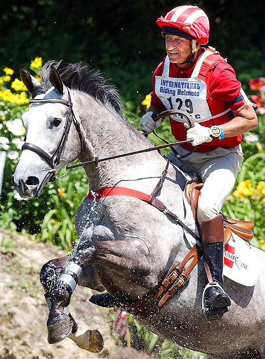 One of the most decorated riders in United States history, Davidson earned four Olympic medals in Team eventing (two gold and two silver) in addition to five world championship medals (three gold and two bronze).