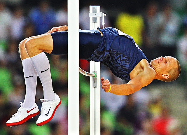 Jesse Williams, the current high jump world champion, competed in the 2008 Olympics but failed to make it out of semifinals. Being the first American high jump world champion, Williams hopes to medal at the 2012 Olympics.