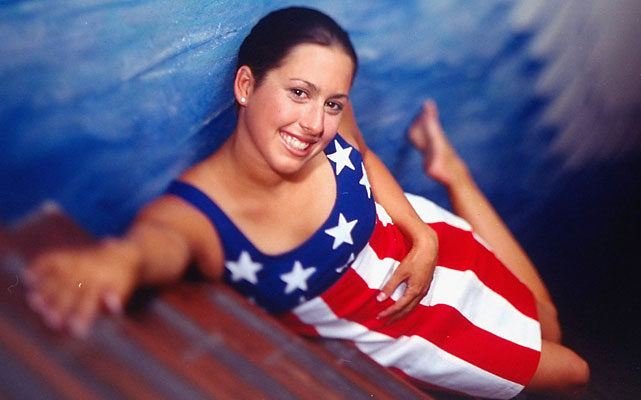 The former distance queen announced her comeback in June at age 39 (though she had been training for months before) and   has since entered Masters competitions.   Evans won triple gold at the 1988 Seoul Olympics (400 free, 800 free, 400 IM) as a 16-year-old. She added another gold and a silver at the 1992 Barcelona Olympics before retiring following the 1996 Atlanta Games, where she finished out of the top five in two events. Evans has yet to get the qualifying times necessary to compete in the 2012 Olympic Trials.