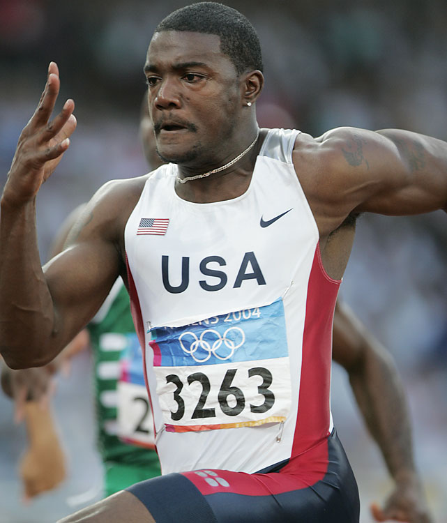 "Unlike everybody else on this list, Gatlin's absence was drug related. The 2004 Olympic 100-meter champion, 2005 world champion and one-time world-record holder tested positive for ""testosterone or its precursors"" in 2006. Courtroom battles reduced a possible lifetime ban to four years, and he returned to sprinting in 2010. Gatlin has yet to equal his doping-clouded then-world record (9.76 seconds) in his comeback, but he was second at the 2011 U.S. championships in the 100 meters in 9.95 seconds. Frostbitten feet slowed Gatlin at the world championships, where he bowed out in the semifinals. He'll be fighting with Tyson Gay, Walter Dix and others for one of three spots on the 2012 Olympic team in the 100 meters."