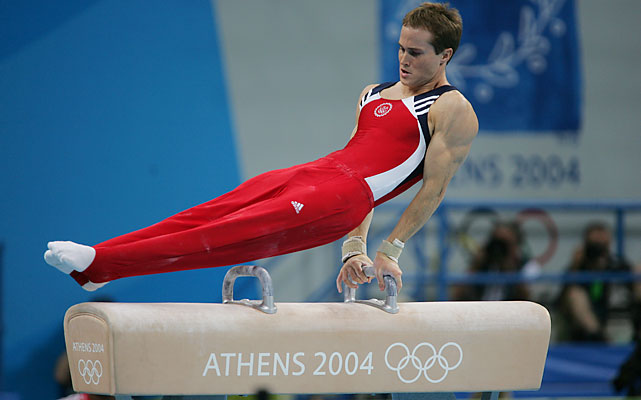 Like Dragulescu, Hamm left gymnastics after both the 2004 and 2008 Olympics. Hamm won the Olympic all-around title, controversially, in 2004. His attempted comeback for the 2008 Games was derailed by a hand injury that forced him off the team. Hamm's latest comeback has been interrupted by a shoulder injury and   a recent incident with a cab driver.   If this comeback bid is succesful, Hamm can help the U.S. accomplish a golden goal. No U.S. men's team has won the Olympic title in a fully attended Games.