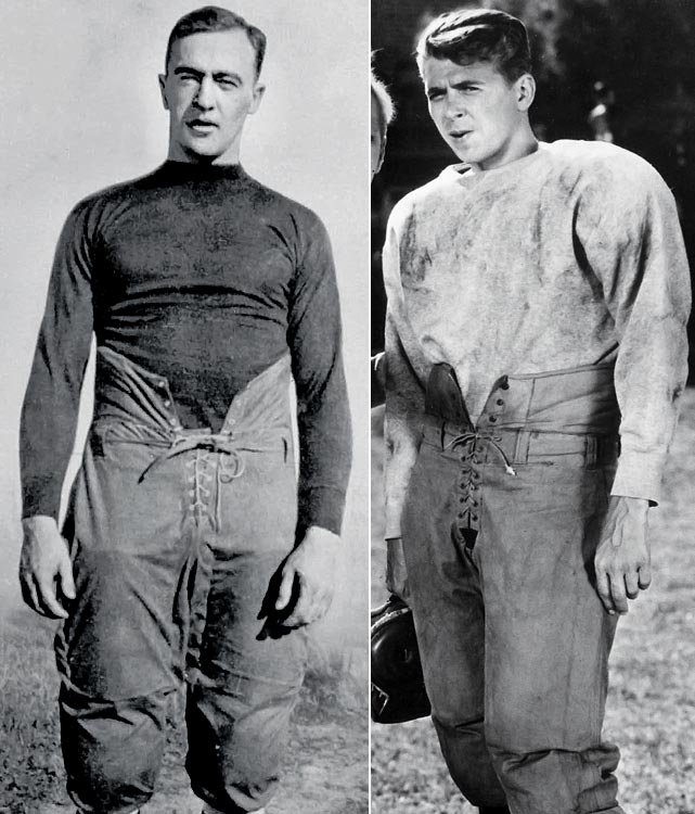 an analysis of the film knute rockne The hunchback of notre dame, an analysis of the 1939 film - in the 1939 film, the hunchback of notre dame, adapted  knute rockne - coach and legend.