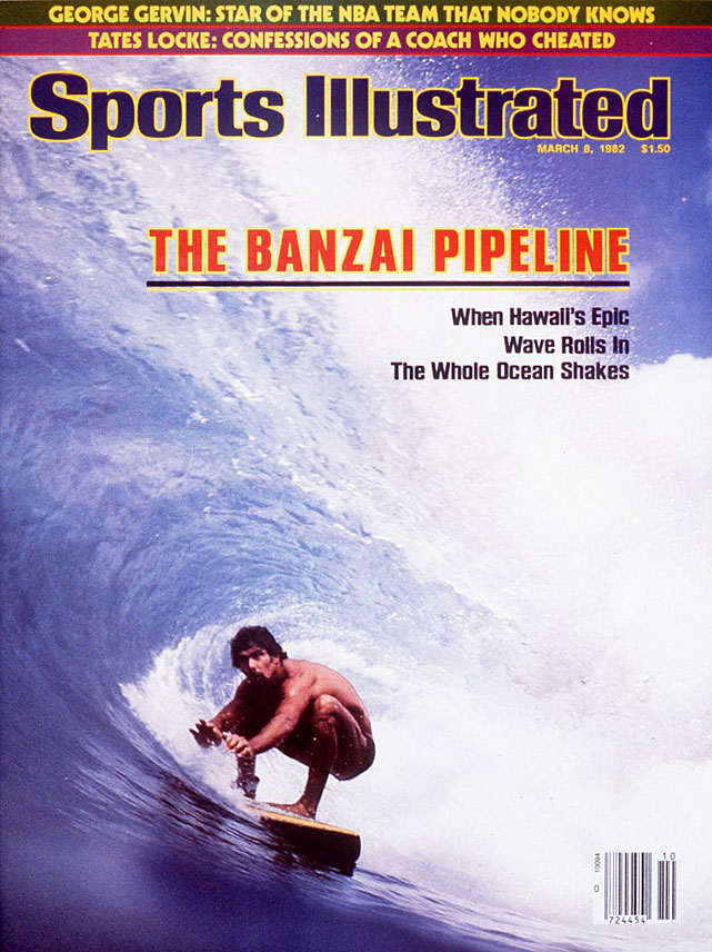 Sam Moses wrote about  Hawaii's notorious Banzai Pipeline  in the March 8, 1982 issue.