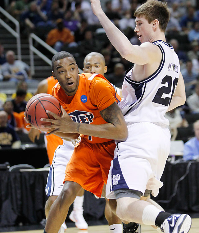 Moultrie departed UTEP after coach Tony Barbee bolted for Auburn. The Bulldogs hope Moultrie. 6-foot-11, can team with troubled 6-foot-10 Renardo Sidney for a twin towers frontcourt. It was evident in the exhibition opener as both players recorded double-doubles. At UTEP, Moultrie started 67 games in two seasons, scoring 9.3 points per game with 7.5 rebounds and also played for Team USA at the 2009 FIBA U-19 World Championships. He has two years of eligibility left.