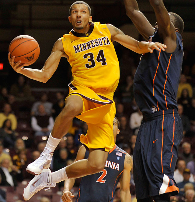 Joseph left Minnesota in the middle of last season after being suspended for the first six games for a violation of team rules. A sixth man/combo guard with the Gophers, Joseph averaged 11.3 points per game in that shortened junior season. He won't be eligible to play for the Ducks until Dec. 10. If Joseph impresses, he could unseat senior Garrett Sim as the starting point guard.
