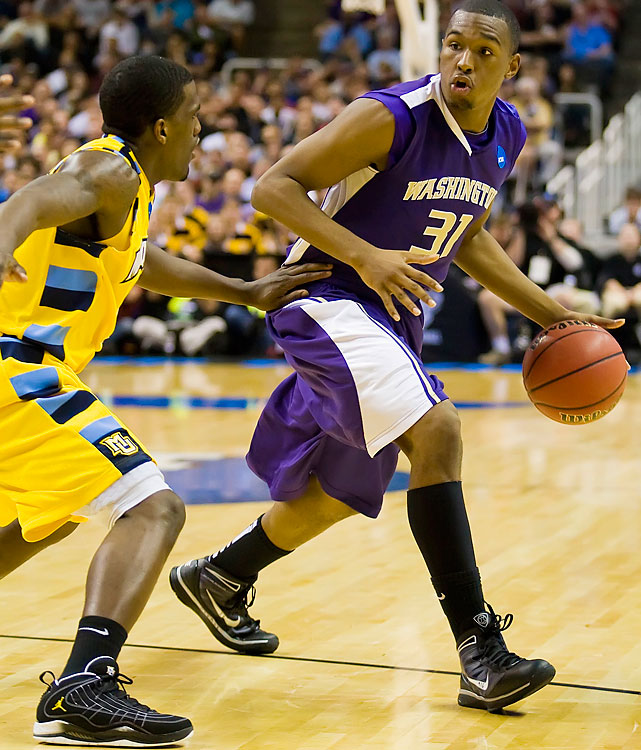 The sharpshooter started three games for Washington as a sophomore but was relegated to bench duty for the rest of the 2009-10 season and chose to transfer afterward. He wanted to be closer to his Missouri City, Texas, home. Turner led the Aggies with 13.8 points per game in their four-game European tour.