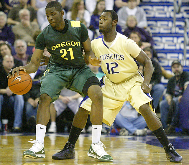 Wilson made 14 starts for the Ducks as a freshman in 2009-10 before deciding to move closer to his Racine, Wis., home. If the 6-foot-7 Wilson can live up to his prep pedigree, he could take the departed Jimmy Butler's spot in the Buzz Williams' lineup.