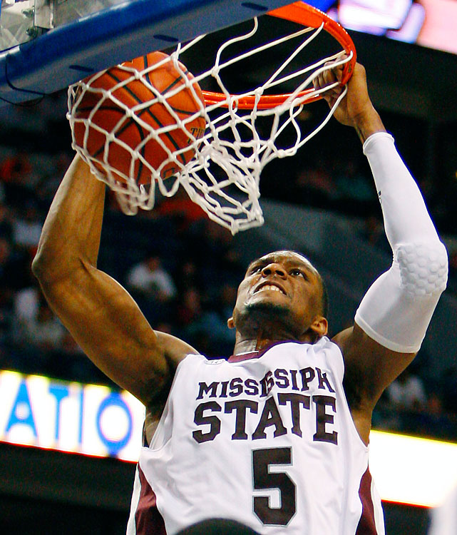 Osby fits into first-year coach Lon Kruger's starting lineup at power forward after leaving Starkville in the summer of 2010. He hopes to be the physical, rebounding presence the Sooners lacked last year, a forgettable 14-18 campaign that led to Jeff Capel's firing. Osby transferred because he wanted more minutes than at Mississippi State, where he played two years with three total starts. It looks like he'll get plenty of run for OU.