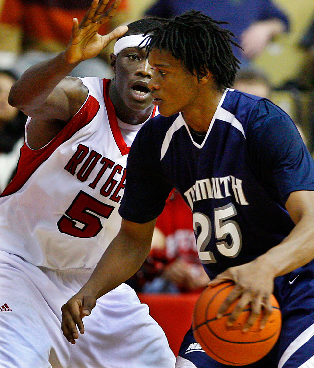Taylor, a 6-foot-7 power forward, was Monmouth's leading scorer in 2009-10, averaging 17.8 points and 7.6 rebounds per game. Taylor, who has two years of eligbility remaining, could start right away for a Xavier squad again expected to challenge for the A-10 title.