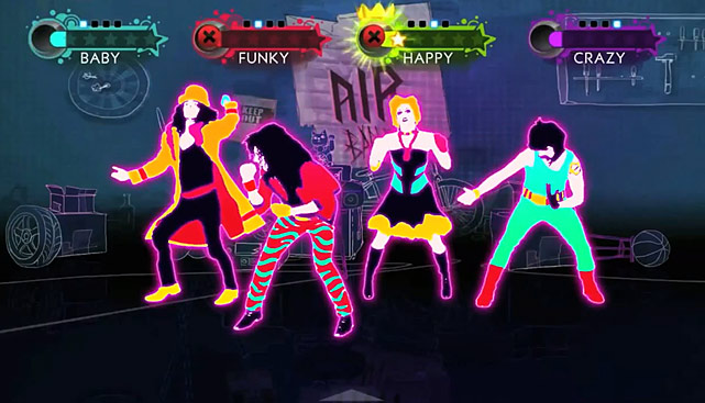 The latest iteration in the insanely popular dance series is the first on Kinect, and comes with a bevy of new songs, as well as new features enabled by the full-body camera experience. The song list is focused squarely on a variety of family-edited, well-known pop and dance tunes and the dance moves generally aim to emulate the songs' music video moves where possible. The game remains a killer for parties, as the focus this time around is on two-to-four person dance routines synchronized with the expressive, onscreen video mannequins. The Kinect integration works exceedingly well, although the game focuses less on technique (a la Dance Central 2), focusing instead on showing players a good time. Thanks to the camera, players can even choreograph their own dance routines and record them for later. It's unabashedly ridiculous and embarrassing, but no slumber party should be without an Xbox and Just Dance 3.  Score: 8 out of 10