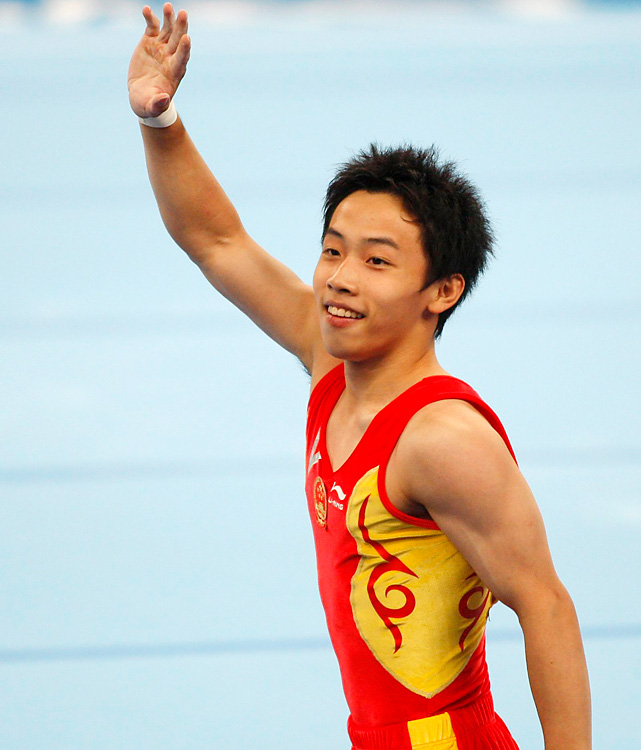 Zou won three gold medals at the 2008 Olympics, including individual titles on floor and high bar. His last major international meet was the 2009 world championships, where Zou won the high bar title. China has won four straight men's team world championships, and Zou will be a major contributor as it goes for five.