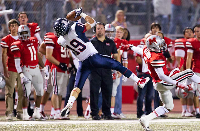 Previous rank:  10  Last game:  28-21 win at Hebron (Texas)  Next game:  Nov. 4 at Flower Mound (Texas)   All records through Oct. 30, 2011