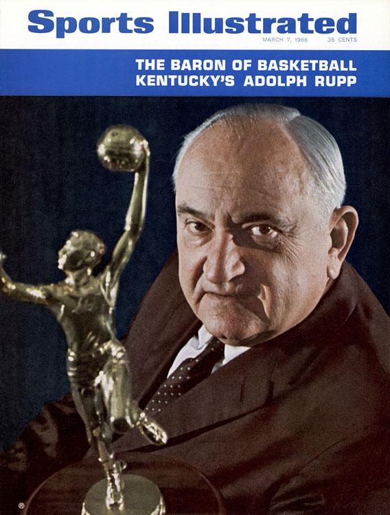 Four NCAA Championships Kentucky (1930-1952, 1953-1972)