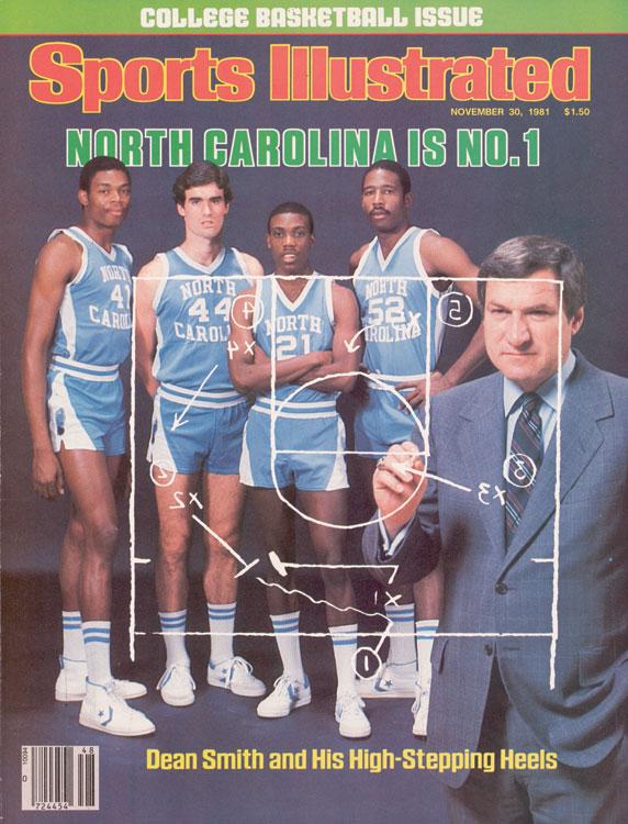 Two National Championships North Carolina (1961-1997)