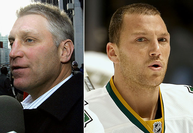 "With Avery's suspension about to end and the Stars' players adamant that he not be allowed to return, co-GM Brett Hull announces on Feb. 6, 2009 that the agitator's career in Dallas is over after only 23 games. ""You have to do what's right for both parties, and that's what we're really trying to do,"" Hull says. ""I thought [Sean] could bring a little bit of a change in our locker room and on the ice which I thought was missing. Obviously, it went overboard and didn't work out."" Neither did Hull's tenure in the front office. On May 31, he is booted upstairs to be Dallas's Executive Vice President."