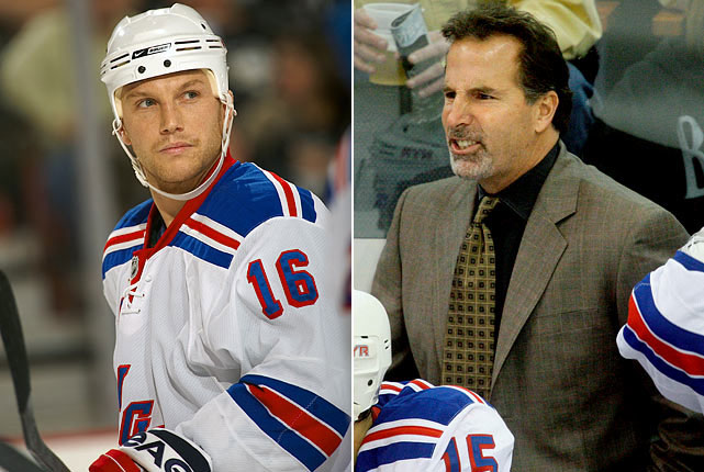 The Rangers claim Avery on recall waivers on March 3, leaving Dallas to pay half his salary. While New York is clearly the place where this pest thrives, it's not lost on many observers that he now has to play for coach/critic John Tortorella, who has had the loose cannon agitator thrust upon him by GM Glen Sather.