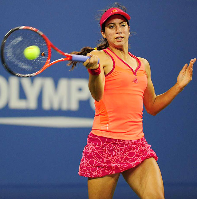 Second-ranked U.S. women's tennis player (No. 42 overall). Reached third round at 2011 U.S. Open.